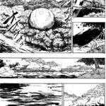 【漫画】昔の習作 Old study